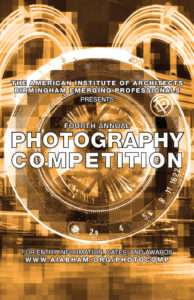 2015-AIA-Birmingham-4th-Annual-Photography-Competition-Poster